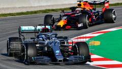 Toto Wolff says that Red Bull is Mercedes biggest threat in F1