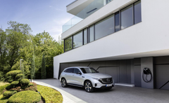 Mercedes electric dreams become reality with EQC