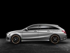 Mercedes Benz Cla Shooting Brake Wallpapers