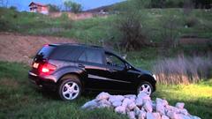 Mercedes ML320 CDI offroad Cluj
