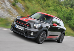 MINI John Cooper Works Countryman And Paceman Revealed