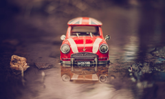 miniatures Toys Mini Cooper Car Wallpapers HD Desktop and