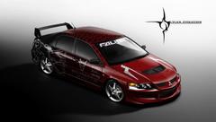 Mitsubishi Evo 8 Wallpapers