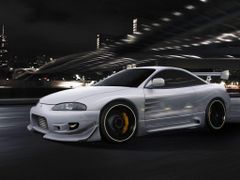 DeviantArt More Like Mitsubishi Eclipse by edcgraphic