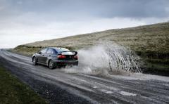 Mitsubishi Lancer Evolution X Splash