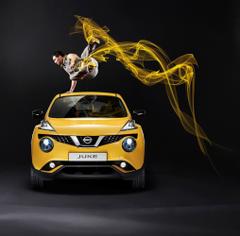 Nissan Juke Color Studio wallpapers