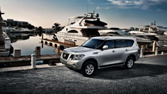 Nissan Patrol HD Foxy Wallpapers