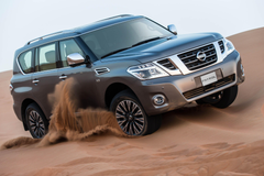 Get off the Beaten Track in the Powerful Nissan Patrol