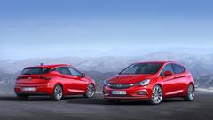Opel Astra K HD Desktop Wallpapers