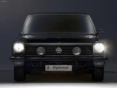 Opel Diplomat wallpapers