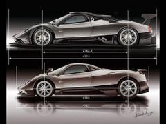 Top speedy Autos Pagani Zonda Cars Wallpapers