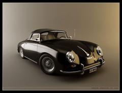 Porsche 356 Speedster Wallpapers
