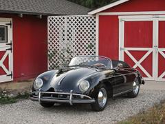 HD 1956 Porsche 356 De Luxe Speedster Wallpapers