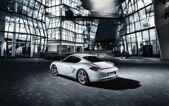 Sportec Porsche Cayman Wallpapers