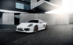 Porsche Cayman By TechArt Wallpapers