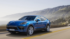 Porsche Cayenne Coupe Comes to Life in New Renderings