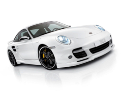 Porsche 911 Turbo Techart Cars Wallpapers