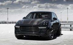 TopCar Porsche Cayenne Vantage Wallpapers
