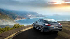Porsche Panamera Turbo S Wallpapers