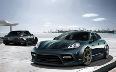 Porsche Panamera Wallpapers HD