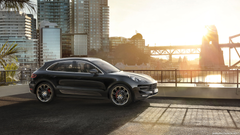 Porsche Macan cars desktop wallpapers 4K Ultra HD