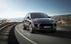 Porsche Macan HD Wallpapers