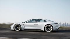 Porsche Taycan wallpapers