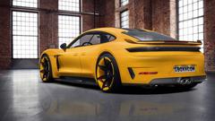 Porsche Taycan Exclusive Rendering Dreams Up A More Luxurious EV