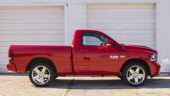 2014 Ram 1500 RT Regular Cab 2