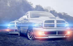 dodge ram silvery front pickup dodge silver truck reflections HD