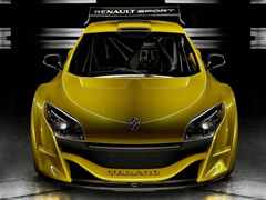 Renault Megane Trophy HD Wallpapers