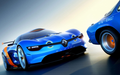 Renault Alpine A110 50 Concept 5 Wallpapers