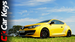 Renaultsport Megane 275 trophy 2015 review Car Keys