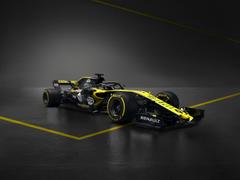 Presentation Renault F1 Team RS18