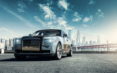 Vorsteiner Rolls Royce Ghost Aero Wallpapers
