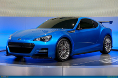 AUSmotive Subaru BRZ Concept STi photo gallery