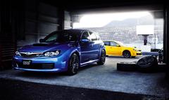 Subaru Impreza Version 9 Wallpapers For Computers Desktop