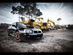 Image For Subaru Impreza Wallpapers