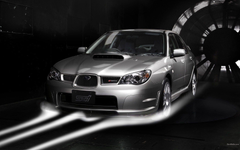 Subaru Impreza Wrx Sti Hatchback wallpapers