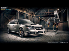 Subaru Legacy Wallpapers