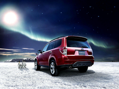 cars subaru forester wallpapers