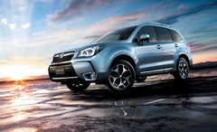 New Subaru Forester