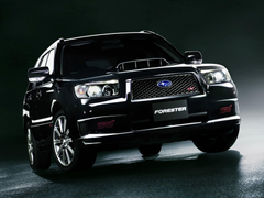 Subaru Forester Gallery of Wallpapers