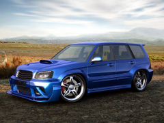 New Subaru Forester Wallpapers Subaru Forester STi Wallpapers