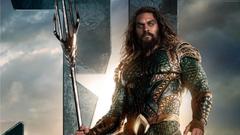 Wallpapers Justice League Aquaman Jason Momoa 4k Movies