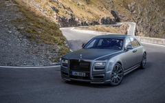 HD Matte gray Rolls Royce Ghost Wallpapers