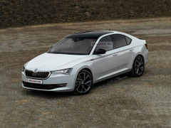 Skoda Octavia 2019 Wallpapers