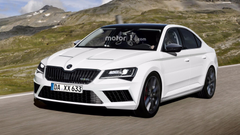The Skoda Octavia Vrs 2019 Price Design and Review
