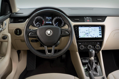 Skoda Octavia 2019 Interior Wallpapers