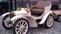 Rolls Royce Classic Cars PT1 1905